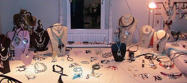 reunion a domicile bijoux fantaisie